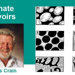 carbonate reservoir ross crain