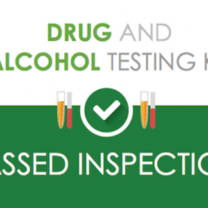 Drug-alcohol-testing kit