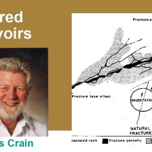 Fractured reservoirs ross crain petrophysics