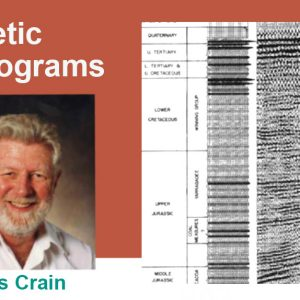 Crain's Petrophysics Handbook Synthetic Seismograms