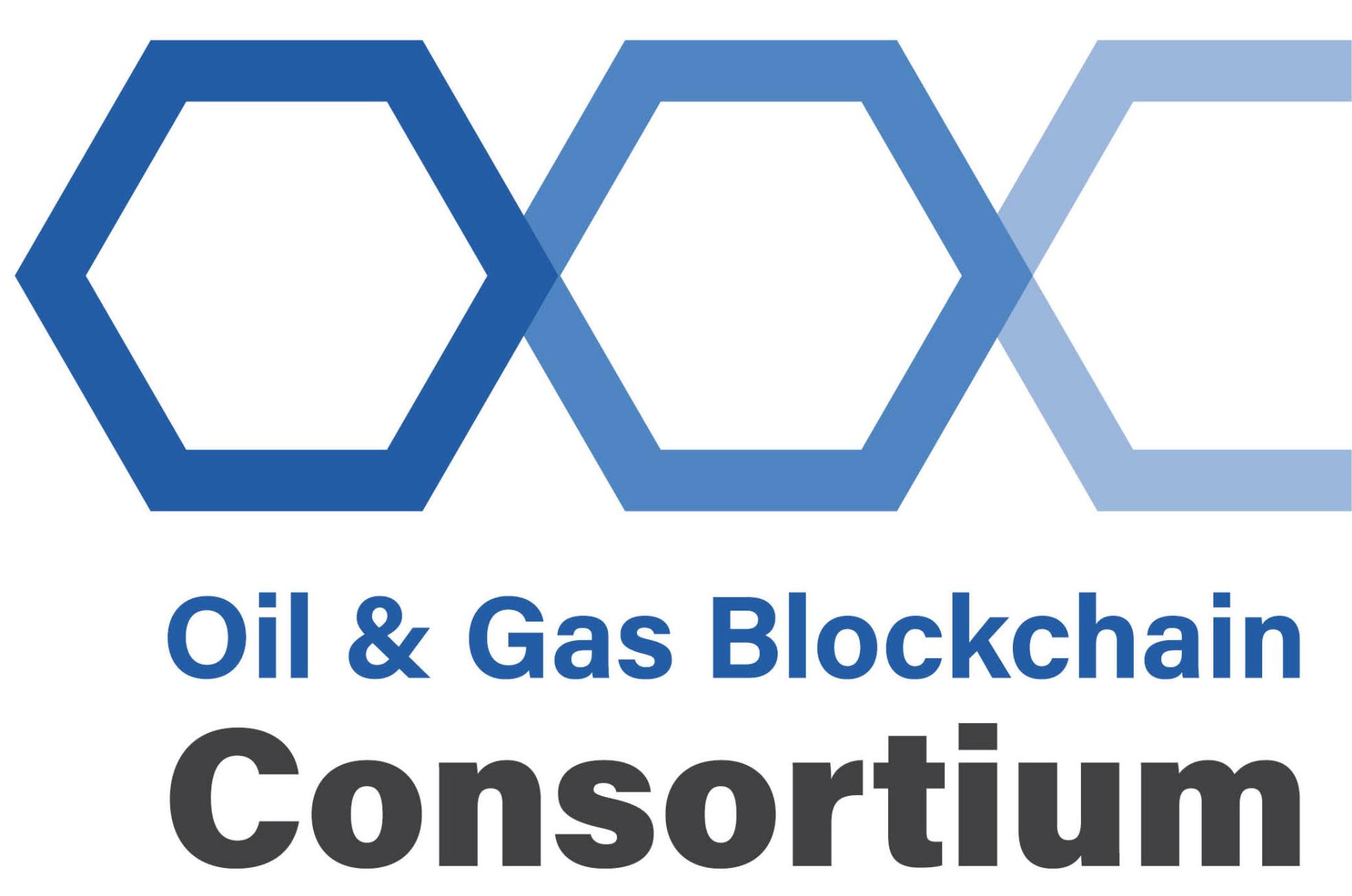 oil and gas blockchain consortium