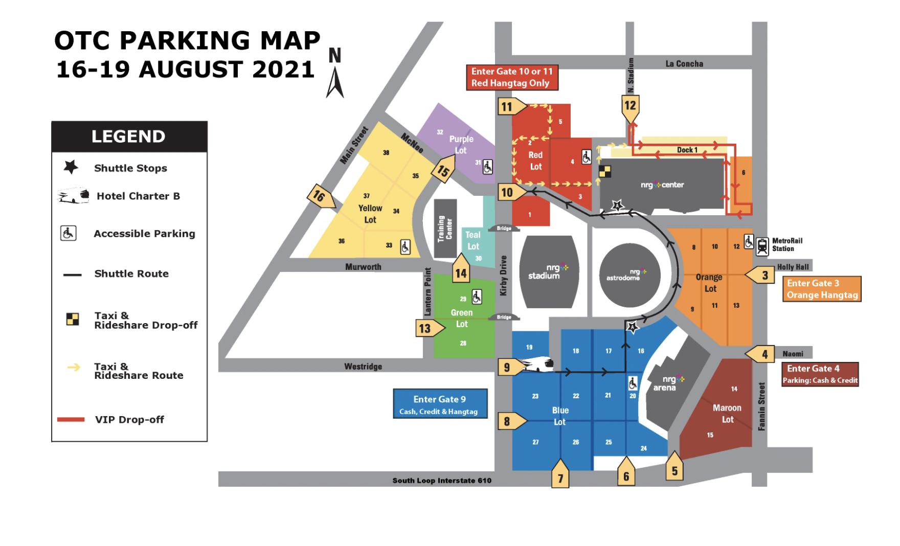 OTC 2021 Houston OTC NRG map