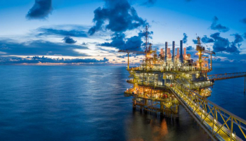 Absolutely Fantastic Looking Offshore Platform