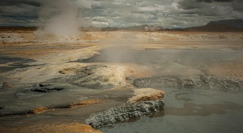 Geotermal reservoir course