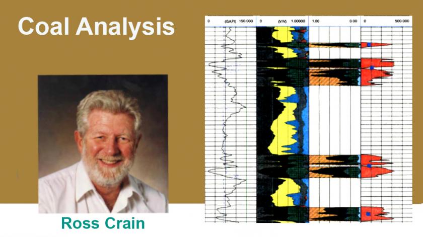 Crain's petrophysical Handbook Coal Analysis