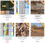 Ross Crain Petrophysics Courses on Petrolessons