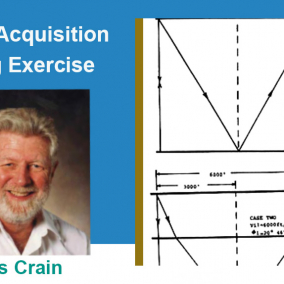25 – Seismic Acquisition / Modeling Exercise