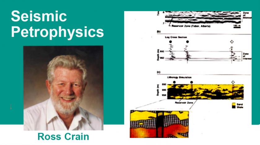crain's petrophysics handbook Seismic Petrophysics