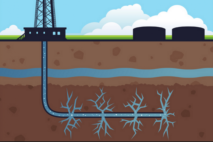 oil and gas fracking
