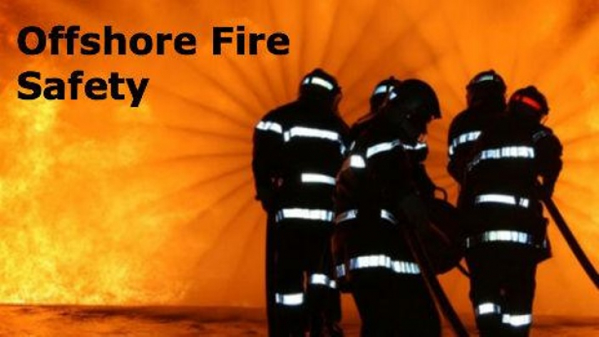 offshore fire safety training