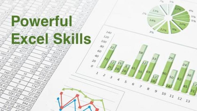 excel skills