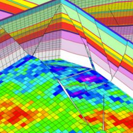 Hydrocarbon Generation in a Sedimentary Basin